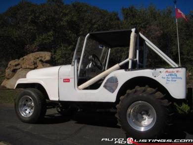 1953 Jeep Willys CJ-6