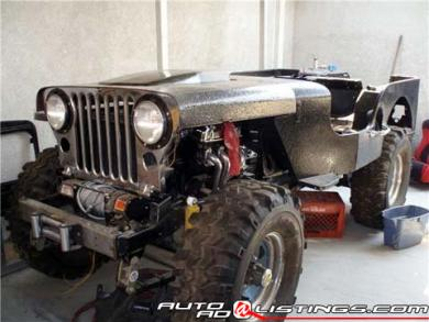 1951 Jeep Willys M38