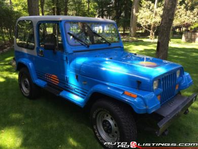 1990 Jeep Wrangler Limited