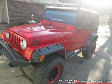 2000 Jeep Wrangler Base